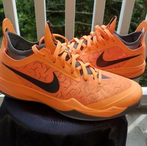 Official Nike Crusader Atomic Orange Basketball